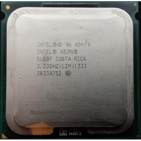 Xeon X5470 SLBBF