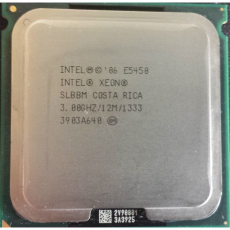 Xeon E5450 SLBBM