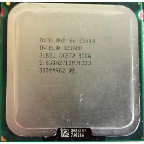Xeon E5440 SLBBJ